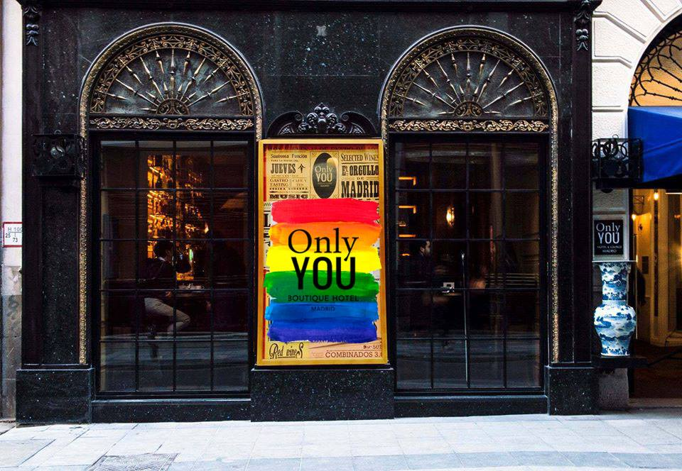 Only You Boutique Hotel Chueca
