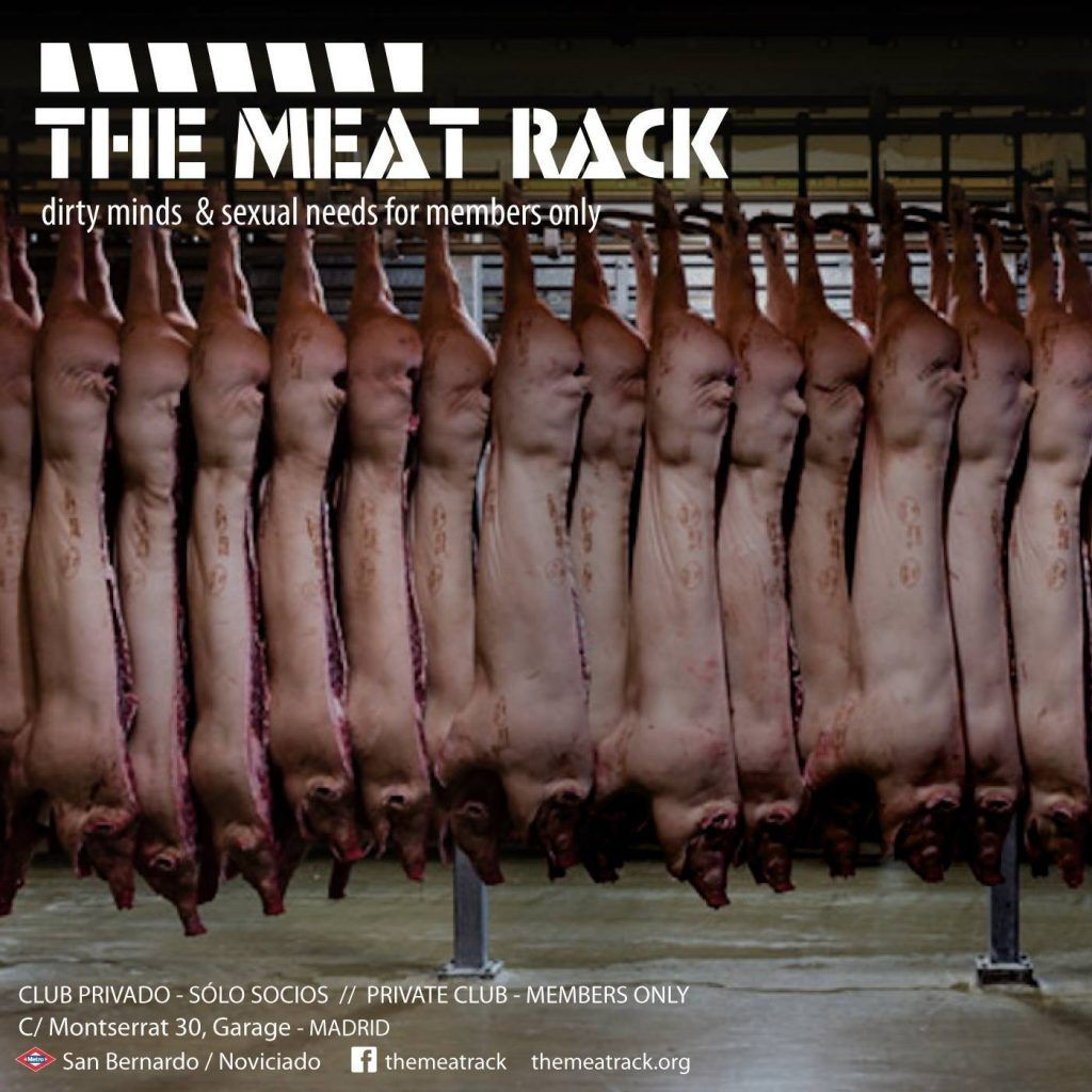 The Meat Rack Madrid gay