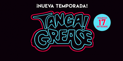 Tanga Grease Madrid Barcelo gay