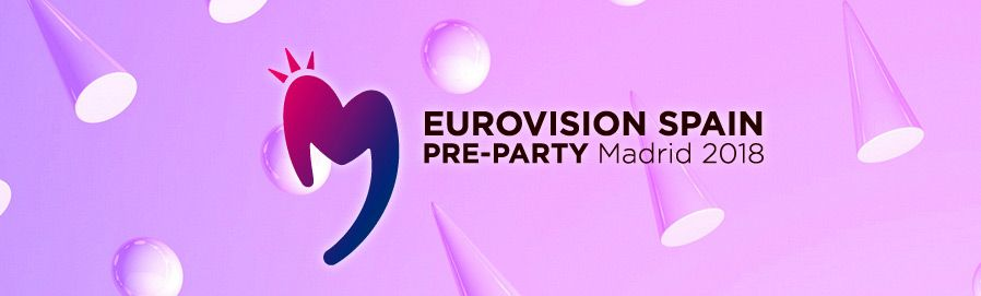 Eurovision 2018 Madrid pre party Riviera
