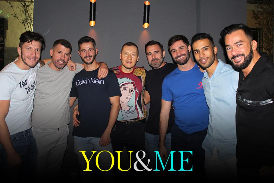 you and me gay bar madrid